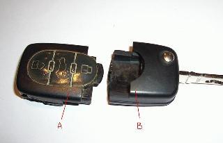 auto-durvju-atslēga