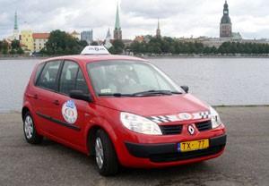 Riga-taxi