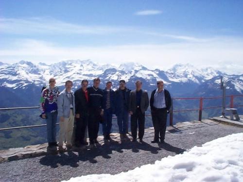 Šveice Maijā 2000