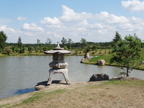 Japāņu dārzs Lietuvā